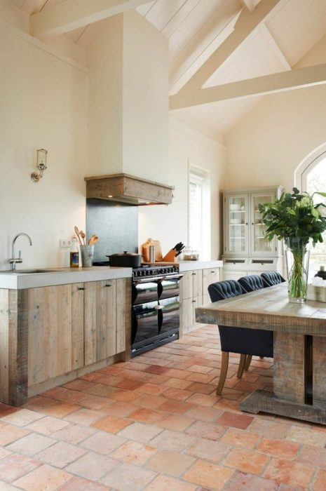 terra-cotta-floor Home Decor Trends
