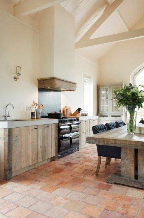 terra-cotta-floor Home Decor Trends