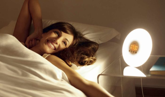 Philips Wake Up Light - Natural Alarm Clocks