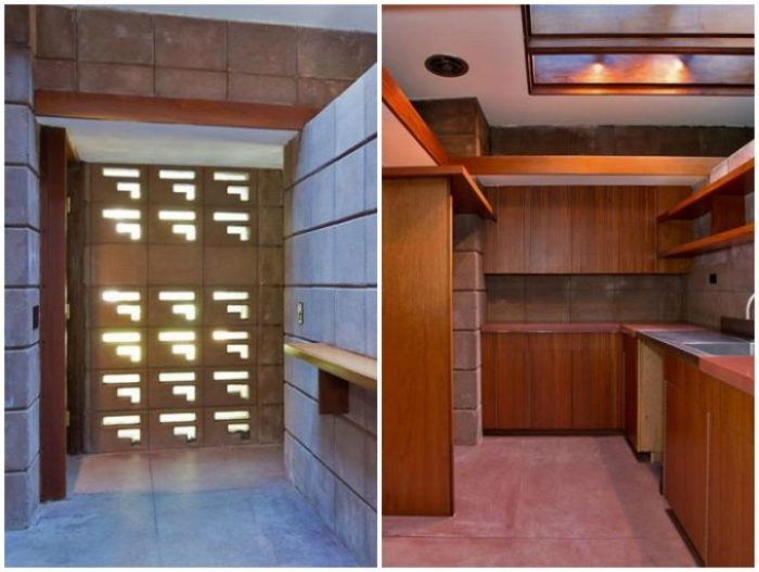 homes designed by Frank Lloyd Wright