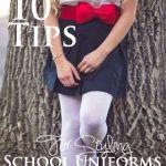 10 Ways to style school uniforms