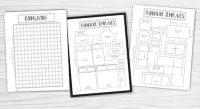 Printable Furniture Templates 1 4 Scale - Furniture Designs