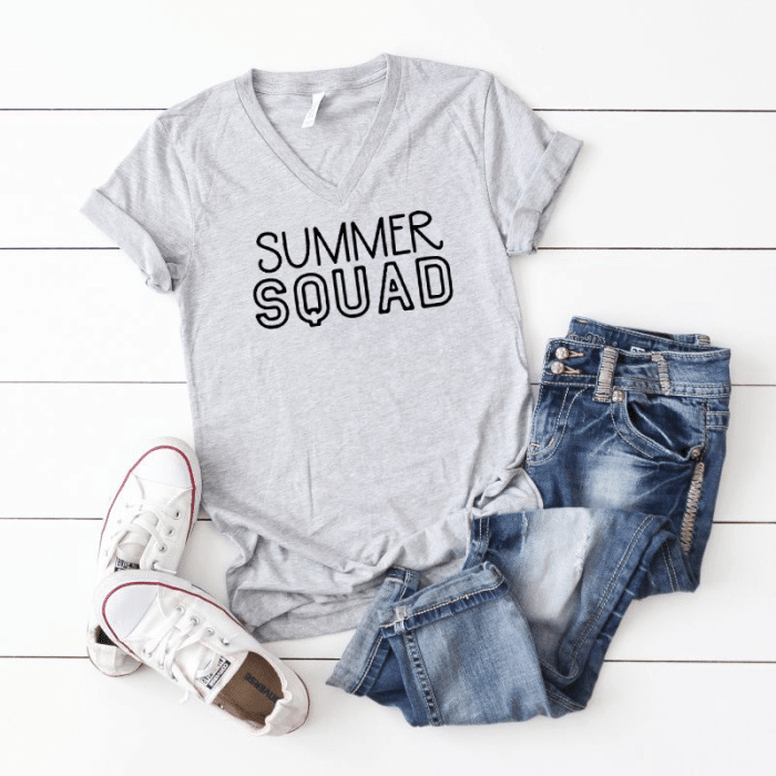 Summer Squad - Free Summer SVG File