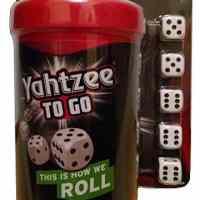 Yahtzee to Go Travel Game