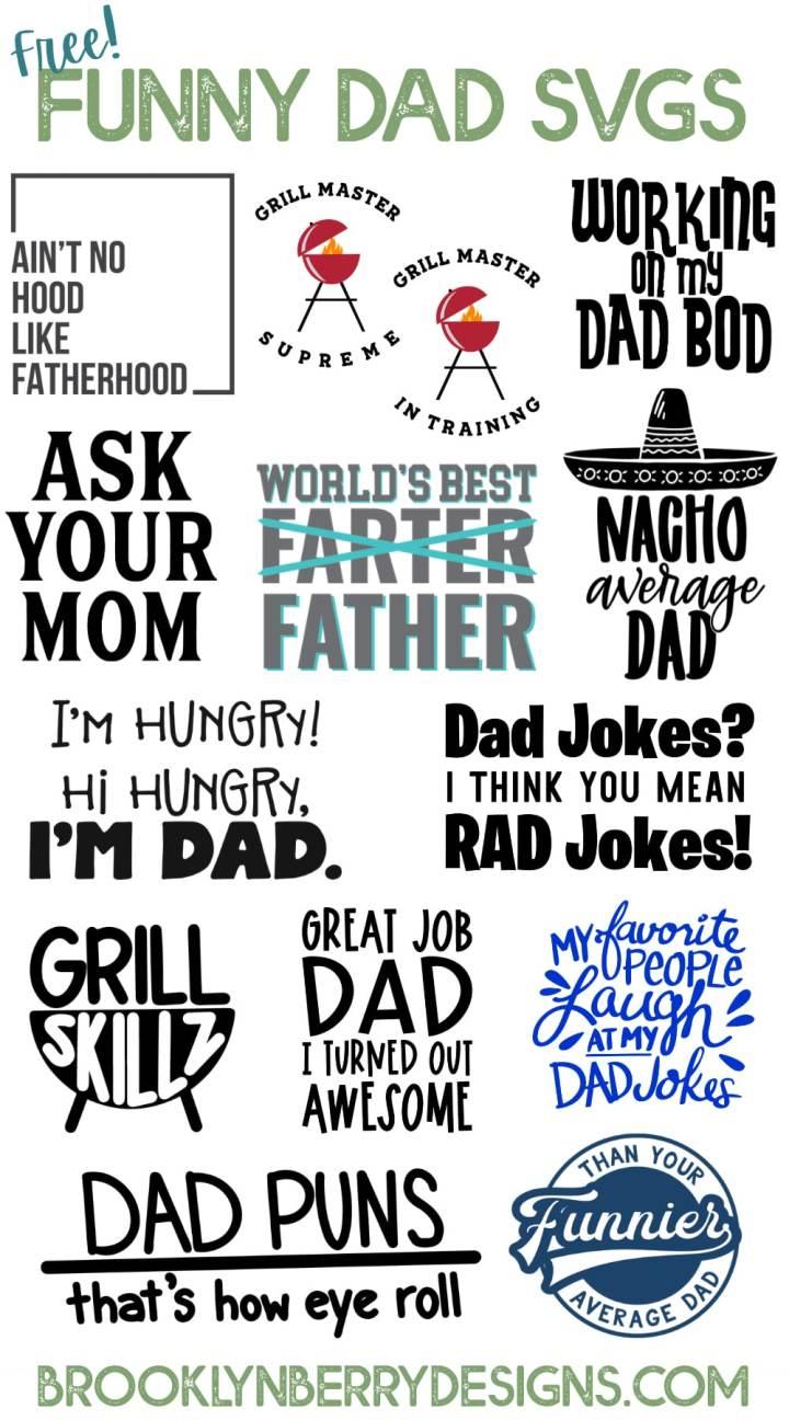Nacho Average Dad Svg via @brookeberry