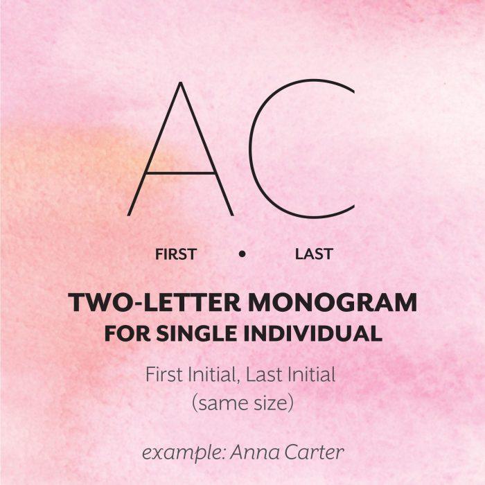 Monogram Design For Beginners Brooklyn Berry Designs