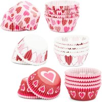 Valentines Cupcake Liner