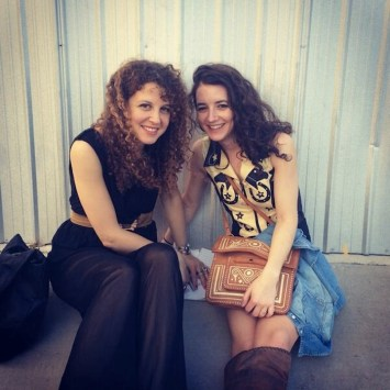 Alana Amram & Michaela Anne