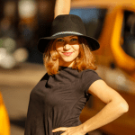 Olga Kochanova is the co-founder and dance instructor at Brooklyn Dance Lessons
