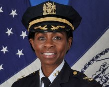 NYPD Names Juanita Holmes First Female Chief of Patrol