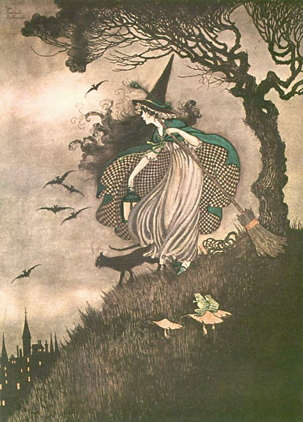 Outhwaite-Witch