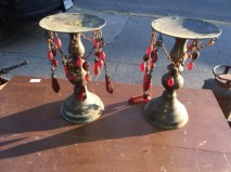 GYPSIE CANDLE HOLDERS
