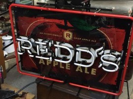 REDS NEON SIGN
