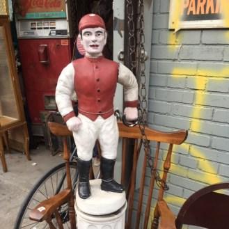 lawn-jockey
