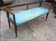 mid-cenyury-modern-bench