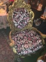 chair-gold-foil