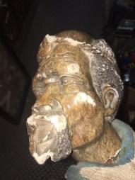 stone-head