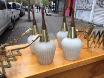 MID CENTURY MODERN WALL LAMPS