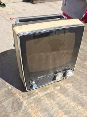 VINTAGE SONY TV