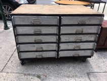INDUSTRIAL ROLLING CABINET