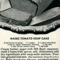 tomato soup bundt cake #bundtbakers