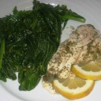 Healthy Lemon Sole