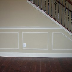 Picture Frame Moulding Under Chair Rail White Covers Canada Moldings   Brooklyn Painters