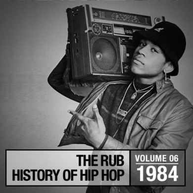 Photo of Hip-Hop History 1984 Mix