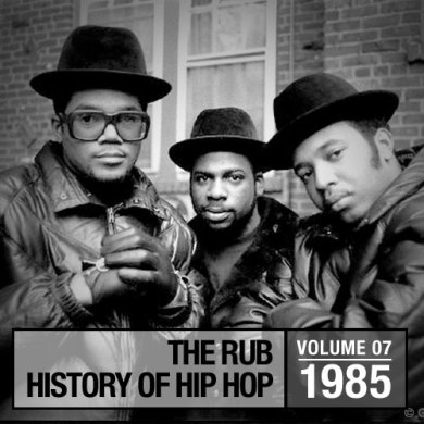 Photo of Hip-Hop History 1985 Mix
