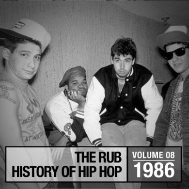 Photo of Hip-Hop History 1986 Mix