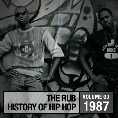 Photo of Hip-Hop History 1987 Mix