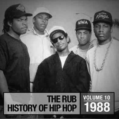 Photo of Hip-Hop History 1988 Mix