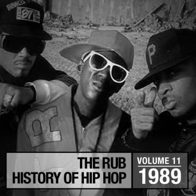 Photo of Hip-Hop History 1989 Mix