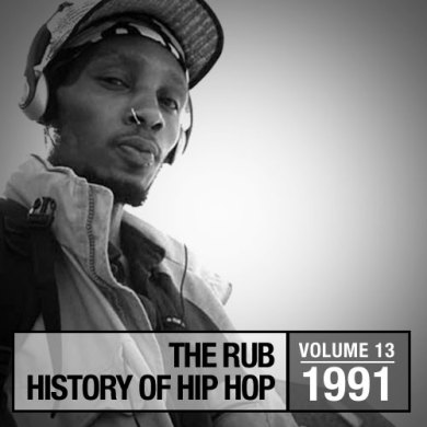 Photo of Hip-Hop History 1991 Mix