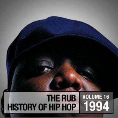Photo of Hip-Hop History 1994 Mix