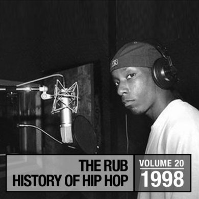 Photo of Hip-Hop History 1998 Mix
