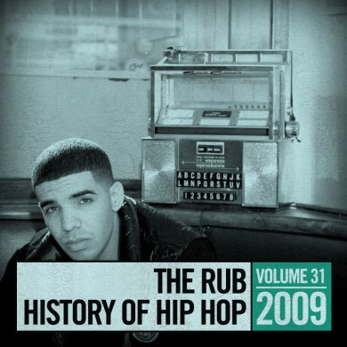Photo of Hip-Hop History 2009 Mix