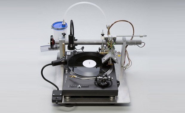 Vinyl Recorder T560 Lets You Make Your Own Vinyl At Home