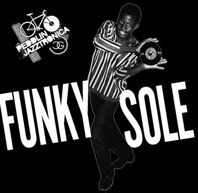 Photo of DJ Chicken George – Funky Sole 45s Mix