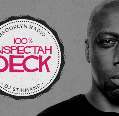 Photo of 100% Inspectah Deck