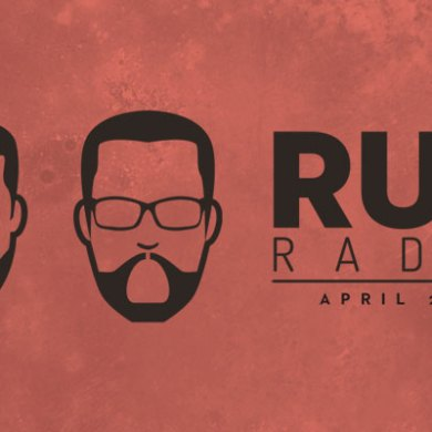 Photo of Rub Radio April 2015