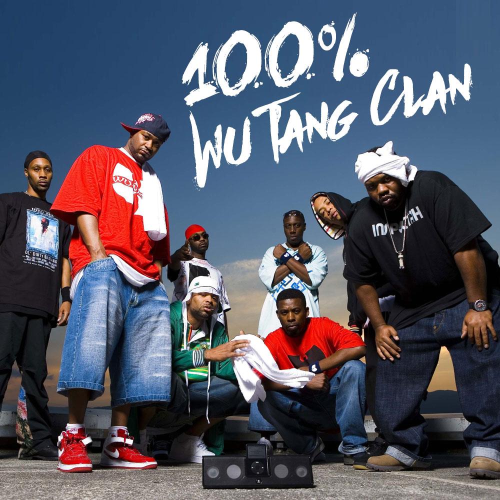 100% Wu-Tang Clan – Brooklyn Radio