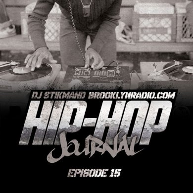 Photo of Hip Hop Journal Episode 15