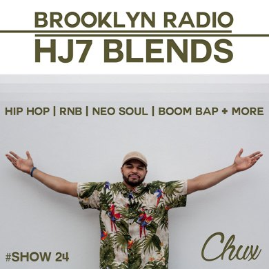 Photo of HJ7 Blends #24 – Chux