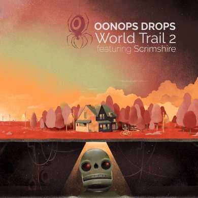 Photo of Oonops Drops – World Trail 2