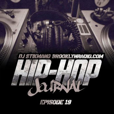 Photo of Hip Hop Journal Episode 19