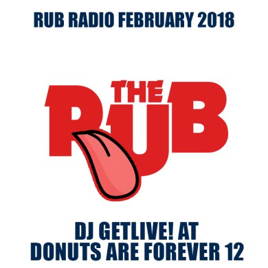 Photo of Rub Radio – February 2018 (Getlive! at DAF12)