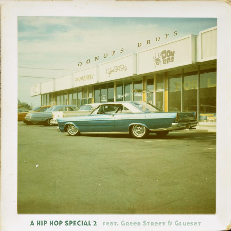 Oonops Drops – A Hip Hop Special 2 – Brooklyn Radio