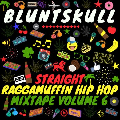 Photo of Straight Raggamuffin Hip Hop Mixtape Vol. 6