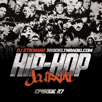 Photo of Hip Hop Journal Episode 27